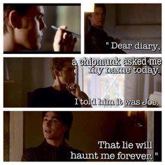 Damon  Stefan Salvatore | TVD | The Vampire Diaries Season 3