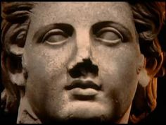 Alexander the Great - Archaeological Museum of Thassos, Macedonia Greece. Ancient Art, Ancient History, National Geographic, Alexandre Le Grand, Macedonia Greece, Marble Bust, Greece Islands, Alexander The Great, Classical Art
