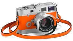 Leica M7 Hermes orange leather edition