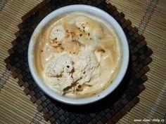 Italská domácí zmrzlina