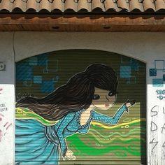 Princess #graffiti #art #street #instagraffiti #santiago #chile #instachile #webinstagram #ig_chile