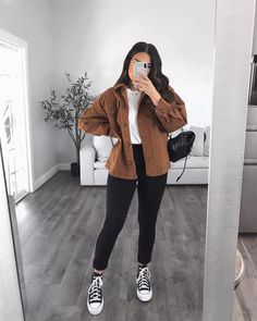 Boujee Outfits, Trendy Fall Outfits, Winter Fashion Outfits, Fall Winter Outfits, Cute Casual Outfits, Stylish Outfits, College Winter Outfits, Classy Outfits For Teens, Stylish Girl