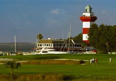 Harbour Town Golf Links - Harbour Town | Public Golf Course in South Carolina