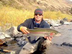 Three Rivers Ranch & TRRoutfitters.com Fly Fishing Guide profiles.  Our guides are the best in the business!