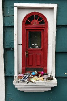 Opening the secrets behind Ann Arbor's famed fairy doors | MLive.com