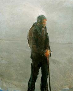 Noel Hodnett - Man with Stick