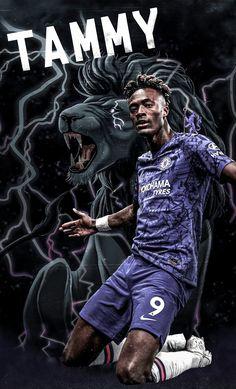 Football Stuff, Football Soccer, Chelsea Fc Players, Tammy Abraham, Different Sports, Sports Wallpapers, Suits You, Evolution, Blues