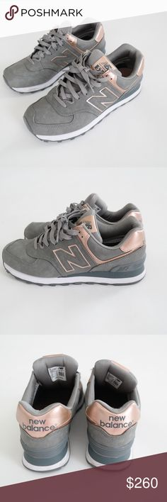 b590b479e9d Limited Edition New Balance 574 in Rose Gold An amazing pair of limited  edition New Balance