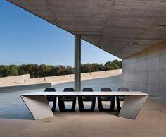 Name:Angle Table  Designer: Serra & Delarocha  Location: Barcelona, Spain