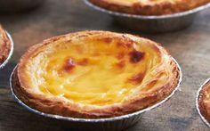 Découvrez les recettes Cooking Chef et partagez vos astuces et idées avec le Club pour profiter de vos avantages. http://www.cooking-chef.fr/espace-recettes/desserts-entremets-gateaux/pastels-de-nata