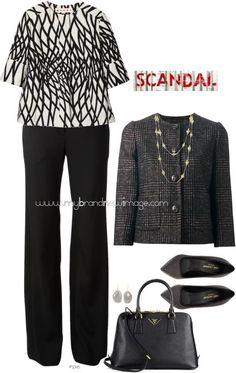 Scandal Fashion: Olivia Pope Style -  www.mybrandnewimage.com