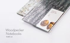 Woodpecker Notebook--I am totally loving these great notebooks with a wood texture cover similar to the orignal bark they are crafted from.  Simply amazing!