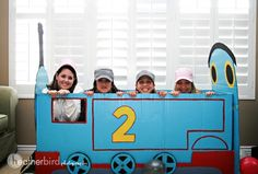 Thomas the Train Birthday Party (3)