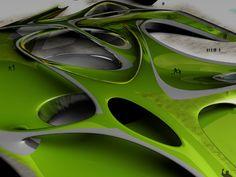 Futuristic Architecture, CAMPUS - Stephan Sobl