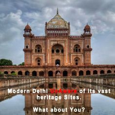 """See #Delhi Campaign - """"If you have not seen Delhi, You have seen Nothing""""  #Heritage #monument #beautiful"""