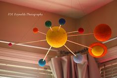 Our Solar System Project up on the blog...Astronomy Options!