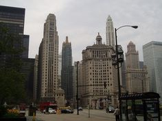 About Moving to Chicago