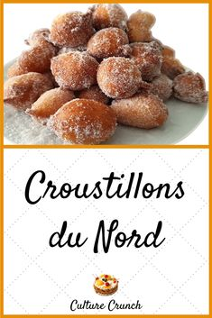 French Sweets, French Desserts, French Food, Bread Baking, Biscuits, Cake Cookies, Sweet Recipes, Food To Make, Brunch