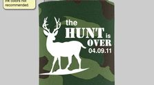 the hunt is over 01.19.13