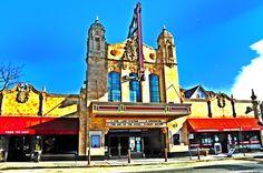 The Ambler Theatre in Ambler, Pennsylvania.