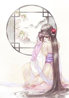 44 Ideas drawing of girls fantasy artists for 2019 Chinese Artwork, Chinese Drawings, Familia Anime, Beautiful Fantasy Art, China Art, Anime Angel, Anime Chibi, Anime Art Girl, Ancient Art