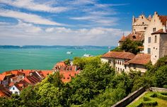 lake constance germany | Europe Germany Baden Wurttemberg Lake Constance - Upper Swabia ...