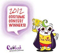 Coolest Costume Contest Winners 2012  sc 1 st  Pinterest & 149 best Costume Contest Winners