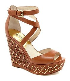 Gabriella Wedges from Michael Michael Kors
