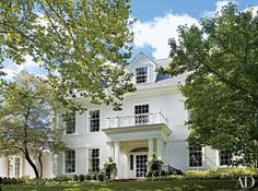 White Exterior Paint Colors Ideas for Beautiful Houses Photos   Architectural Digest