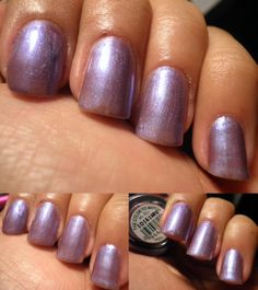 The Color to Watch, OPI, Swiss collection (2010)