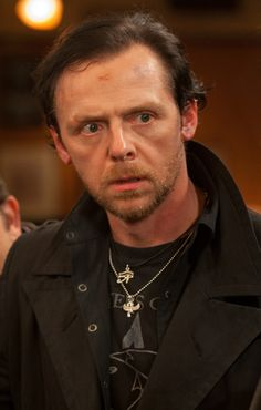 UK comedy trifecta Simon Pegg, Nick Frost, and director Edgar Wright have teamed up once again for apocalyptic pub crawl movie The World's End, and we're Movie Theater, I Movie, Simon Pegg, Sean Penn, Gary Oldman, Good Movies, Awesome Movies, Lin Manuel Miranda, End Of The World