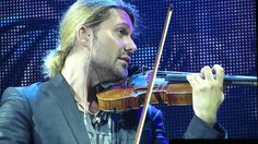 David Garrett - Serenity (own composition) - Berlin, 11.10.2014.  What a beautiful piece of music he has written.  I would love a cd of nothing but his own compositions,  I'm sure it would go platinum!!!