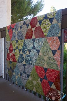 I'm very excited to share more about Lotus with you today! I have made 3 of this quilt in the last few weeks. This is another pattern that...