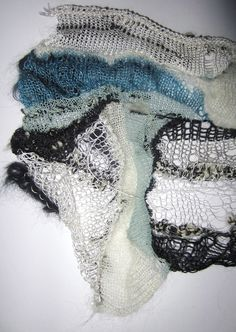 SEA SCAPE KNIT | LOIS ALBINSON — Patternity