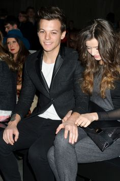 Louis Tomlinson, Eleanor Calder
