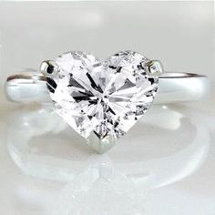 I am in love with this heart ring