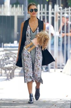 Jessica Alba Photos Photos - Actress and proud mom Jessica Alba enjoys a day at the playground in New York City, New York with her daughter Haven on September 9, 2015. Jessica was in good spirits despite the class action lawsuit which was recently filed against her Honest Company's sunscreen products. According to the suit, in March the company changed the formula and removed more than half of the zinc oxide, the chemical that provides protection from the sun, which caused a lot of kids…