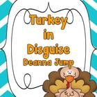 This fun activity is the perfect follow up the the book,  Turkey Trouble by Wendi Silvano.  Includes directions, printable, and student samples.  T...