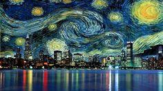 Starry Night x Chicago #SephoraColorWash