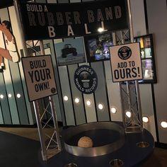Rubber Band Ball #oh2tn16 #travelblog #gatlinburg  #tennessee #womanlywoman