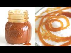 Caramel Sauce - Eugenie Kitchen