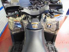 New 2016 Can-Am Outlander XT 570 Mossy Oak Break-Up Coun ATVs For Sale in Arizona. 2016 Can-Am Outlander XT 570 Mossy Oak Break-Up Country Camo, $1,650 OFF MSRP! Easy Qualifying Finance Options Available.<br /> <br /> 2016 Can-Am® Outlander XT 570 Mossy Oak Break-Up Country Camo <p>Expand your off-road capabilities with added features and added value. Get equipped with Tri-Mode Dynamic Power Steering (DPS), a 3,000-lb winch, and heavy-duty front and rear bumpers.</p> Features May Include…