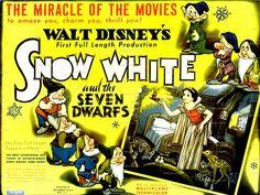 Walt Disney Movie Poster