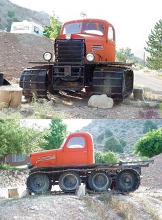 Homemade Off Road Vehicles Henway 5000 tracked vehicle