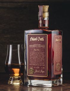 Luxco Releases Blood Oath Pact No. 2 Kentucky Straight Bourbon – Loyal to No One Distillery