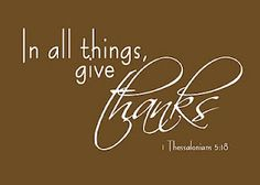 There's nothing more important than giving thanks to those who helped you in times of need.