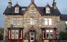 Carra Beag Guest House, Pitlochry, Perthshire, Scotland. Bed and Breakfast. Scottish Highlands. Holiday. Travel. UK.