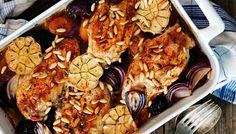 Hedelmäinen uunibroileri - K-ruoka
