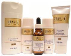 Obagi-C System is an ideal skin care if you have... Minimal fine lines Minimal unevenness of skin tone Mild hyperpigmentation and minimal age spots Intolerance to, or not ready for, more aggressive anti-aging regimens Dry, normal, oily, or even sensitive skin