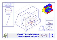 Mechanical Symbols, Civil Drawing, Orthographic Projection, Solid Geometry, One Point Perspective, Technical Drawing, Posters, Logos, Drawings